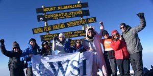 Kilimanjaro Climb MCPH