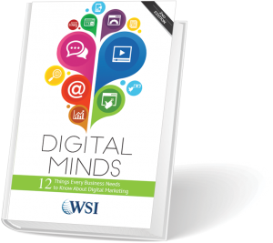 WSI Digital Minds Book Image