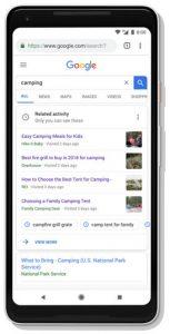 google-screen
