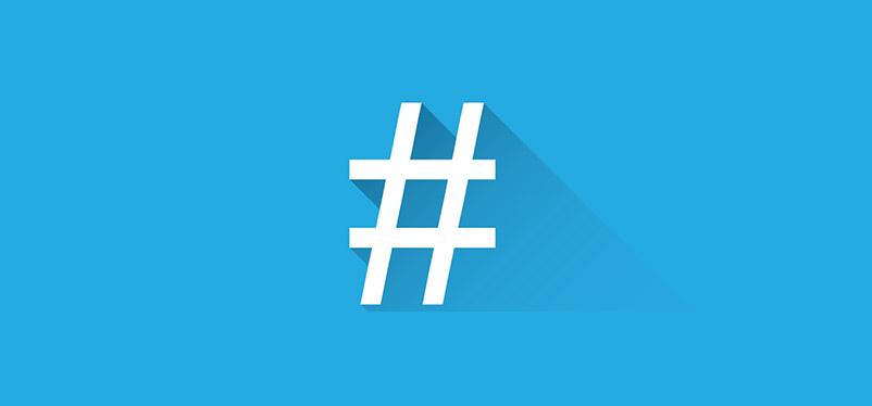 5 formas de usar eficazmente los hashtags en el marketing de redes sociales