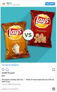 Instagram papas Lays