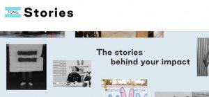 TOMS Stories