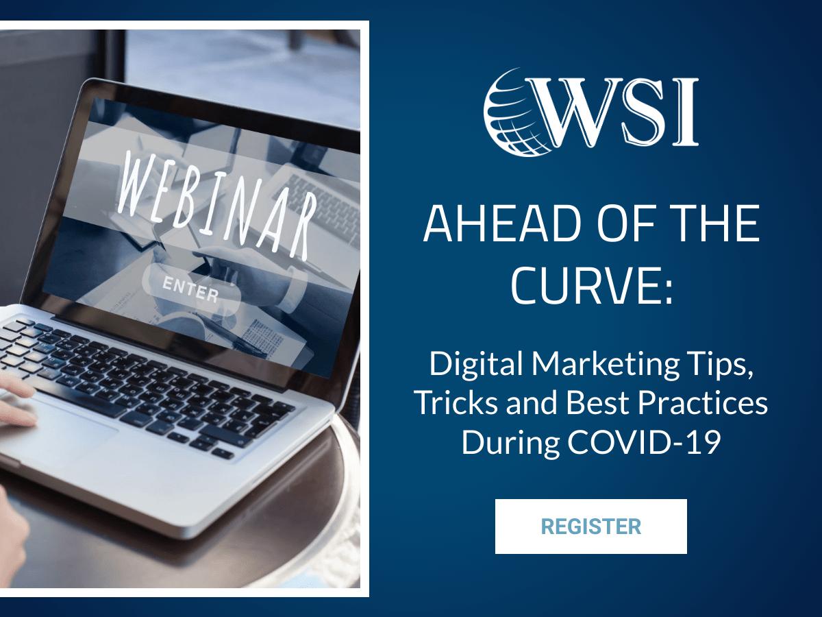 Una serie de Seminarios Web COVID-19 a la que querrá asistir