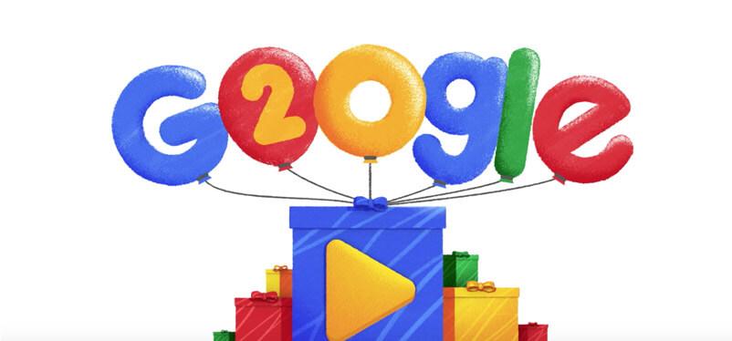 Google celebra el aniversario de su buscador con nuevas funciones