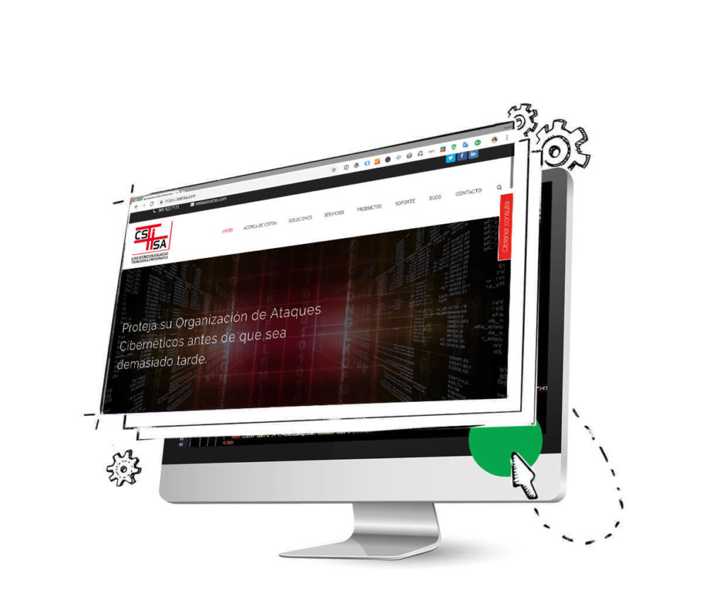 Website CSTISA