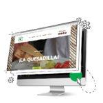 Una deliciosa página web